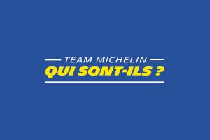 Team Michelin - Les Athlètes