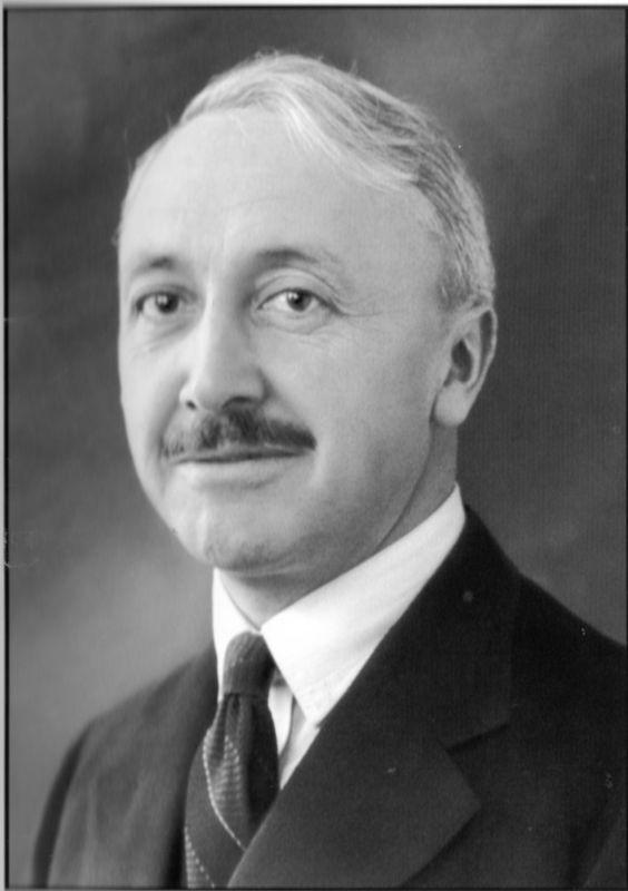 Portrait de Marcel Michelin