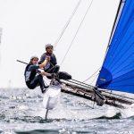 Quentin Delapierre et Manon Audinet - Team Michelin