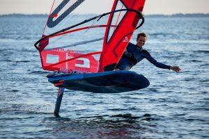 Louis Girad Team Michelin Planche à Voile 2