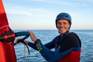 Louis Girad Team Michelin Planche à Voile